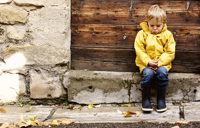 Boudeur en ciret jaune