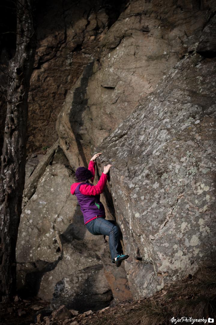 Boulderei Aggstein