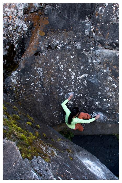 Bouldern II