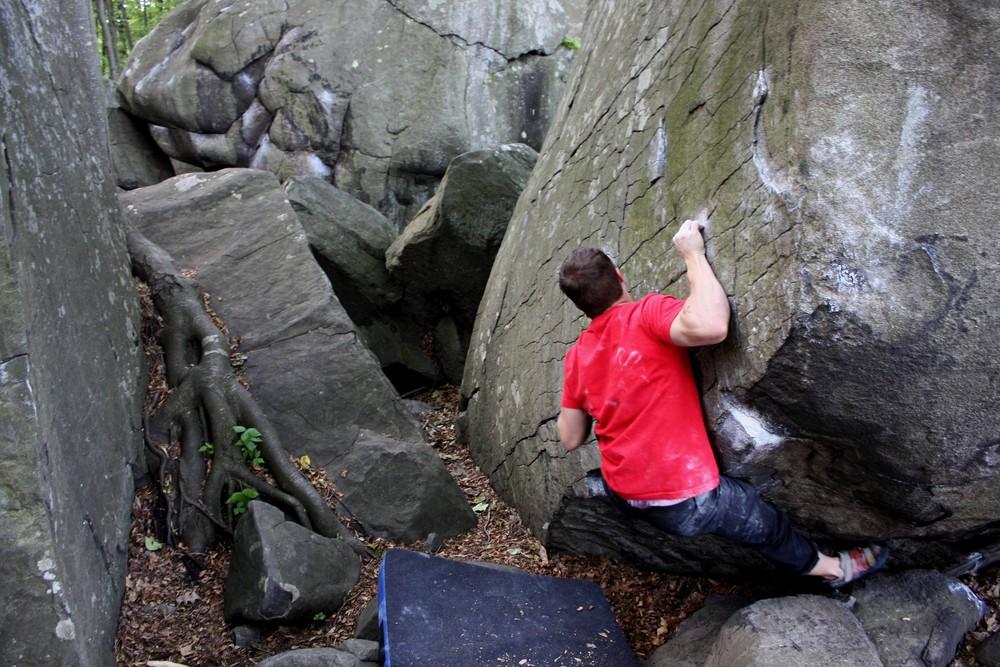 bouldern macht spass