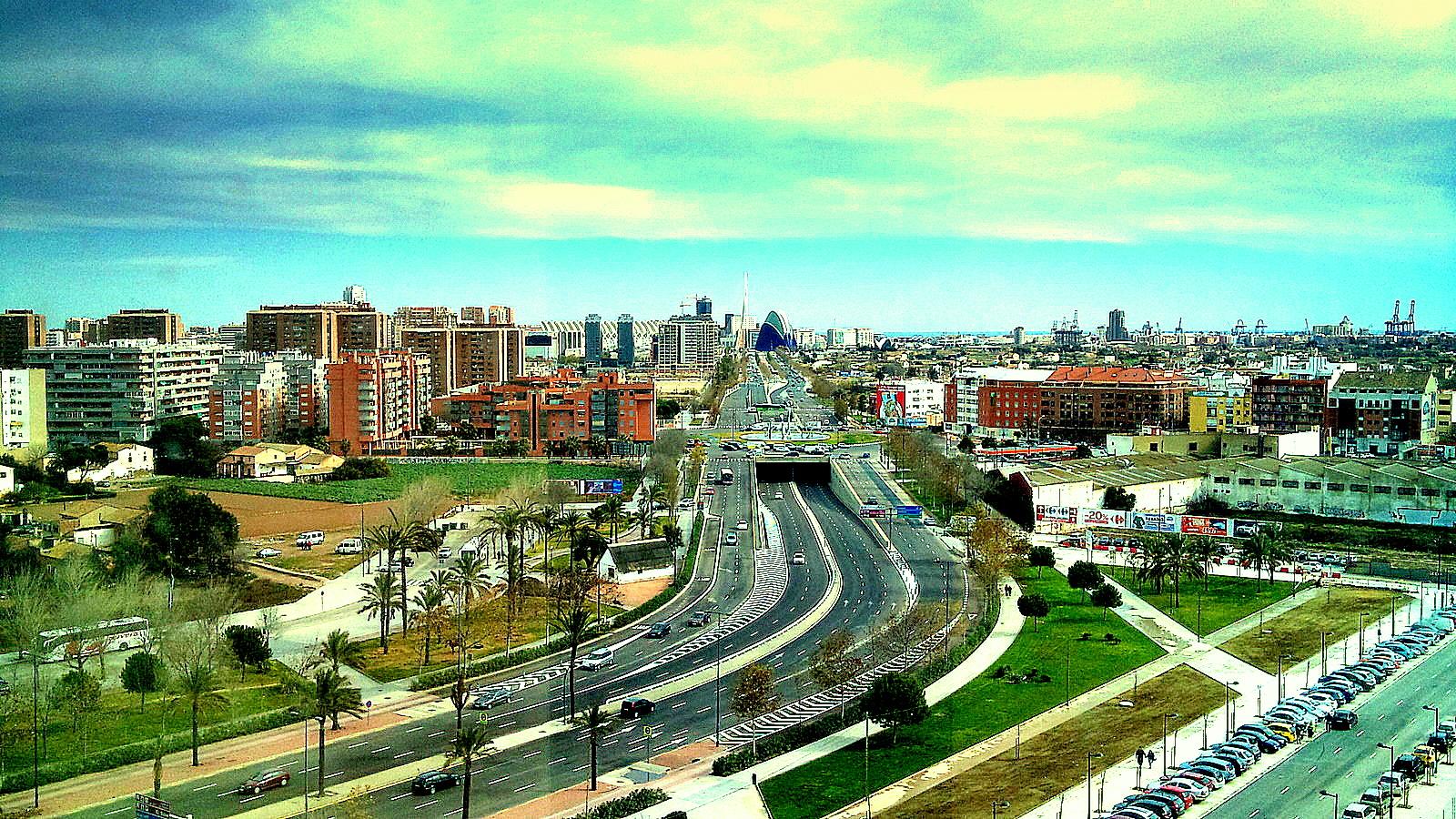Boulevar Sur, Valencia
