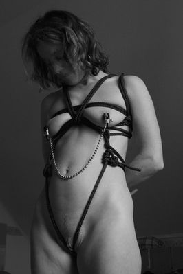 bound and clamped