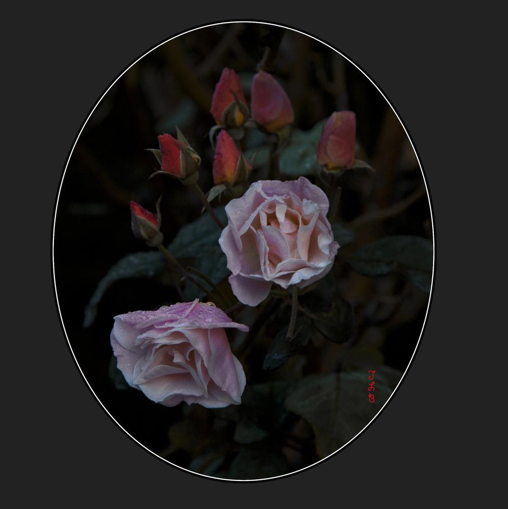 Bouquet au naturel