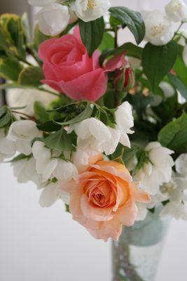 bouquet de bois