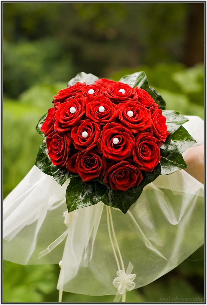 Bouquet de mariée....