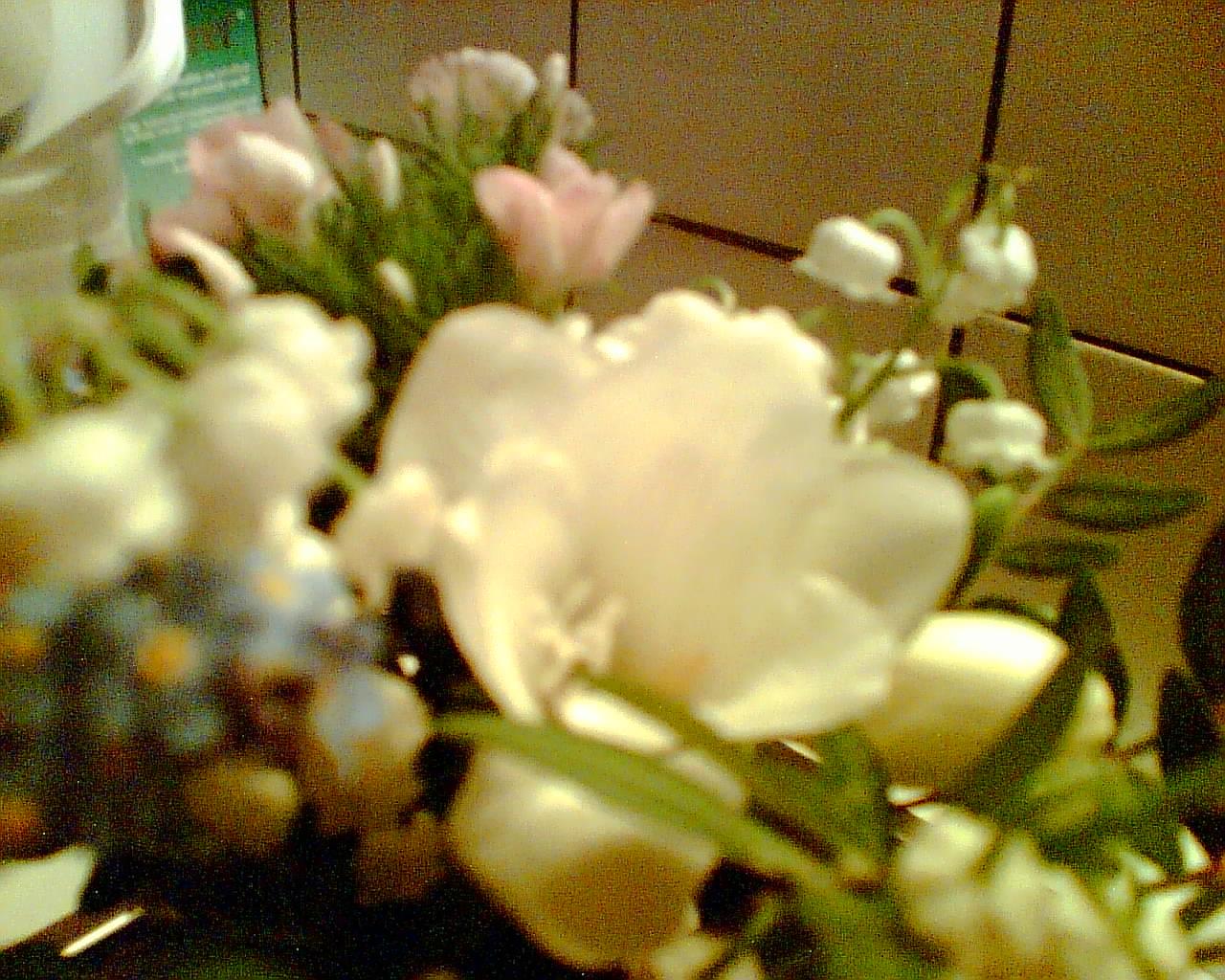 bouquet fleuris