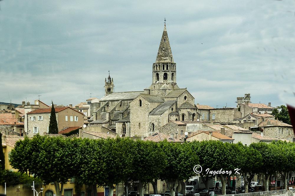 Bourg Saint Andéol - Eglise Saint-Andéol