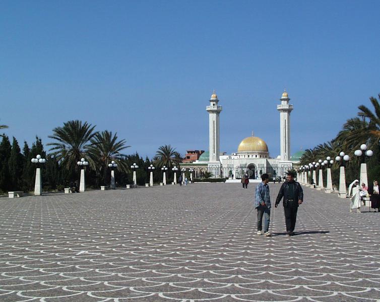 Bourguiba-Mausoleum