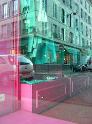 Boutique à Paris