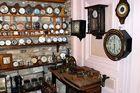 Boutique d'horlogerie d'autrefois