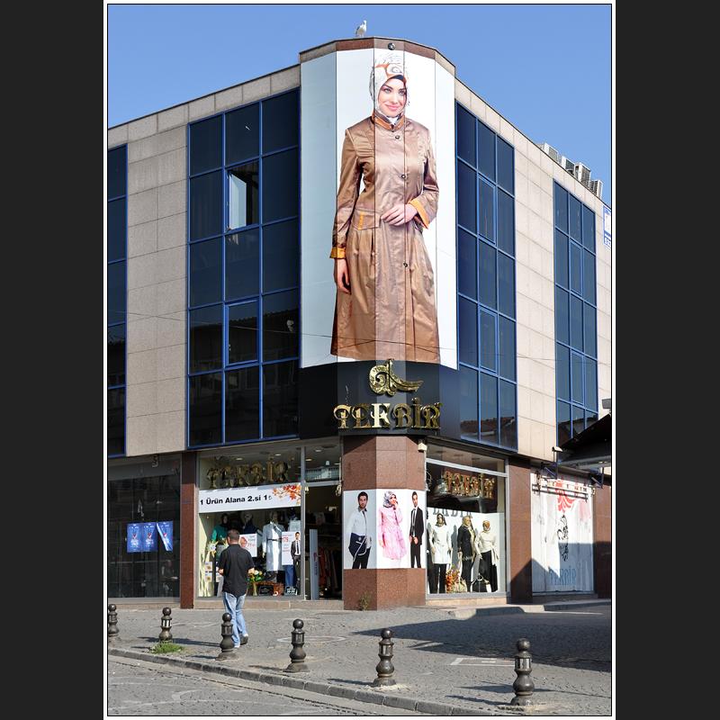 Boutique für korrekte Muslime