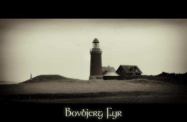 * Bovbjerg Fyr *
