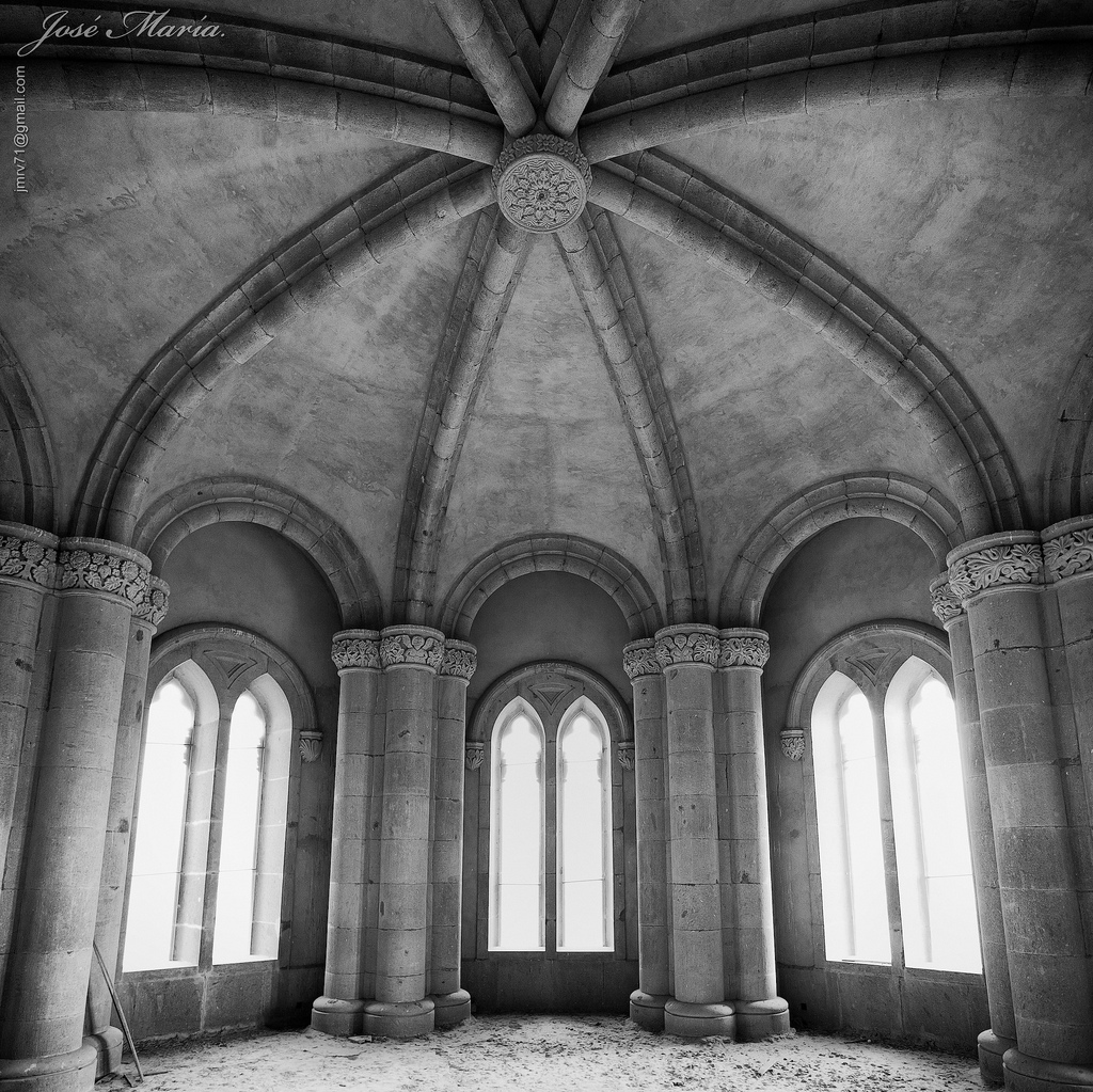 Bóveda de Crucería