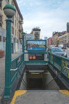 Bowery Station