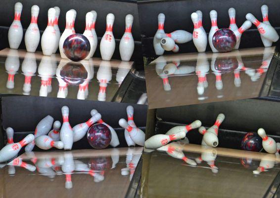 Bowling - Der perfekte Strike