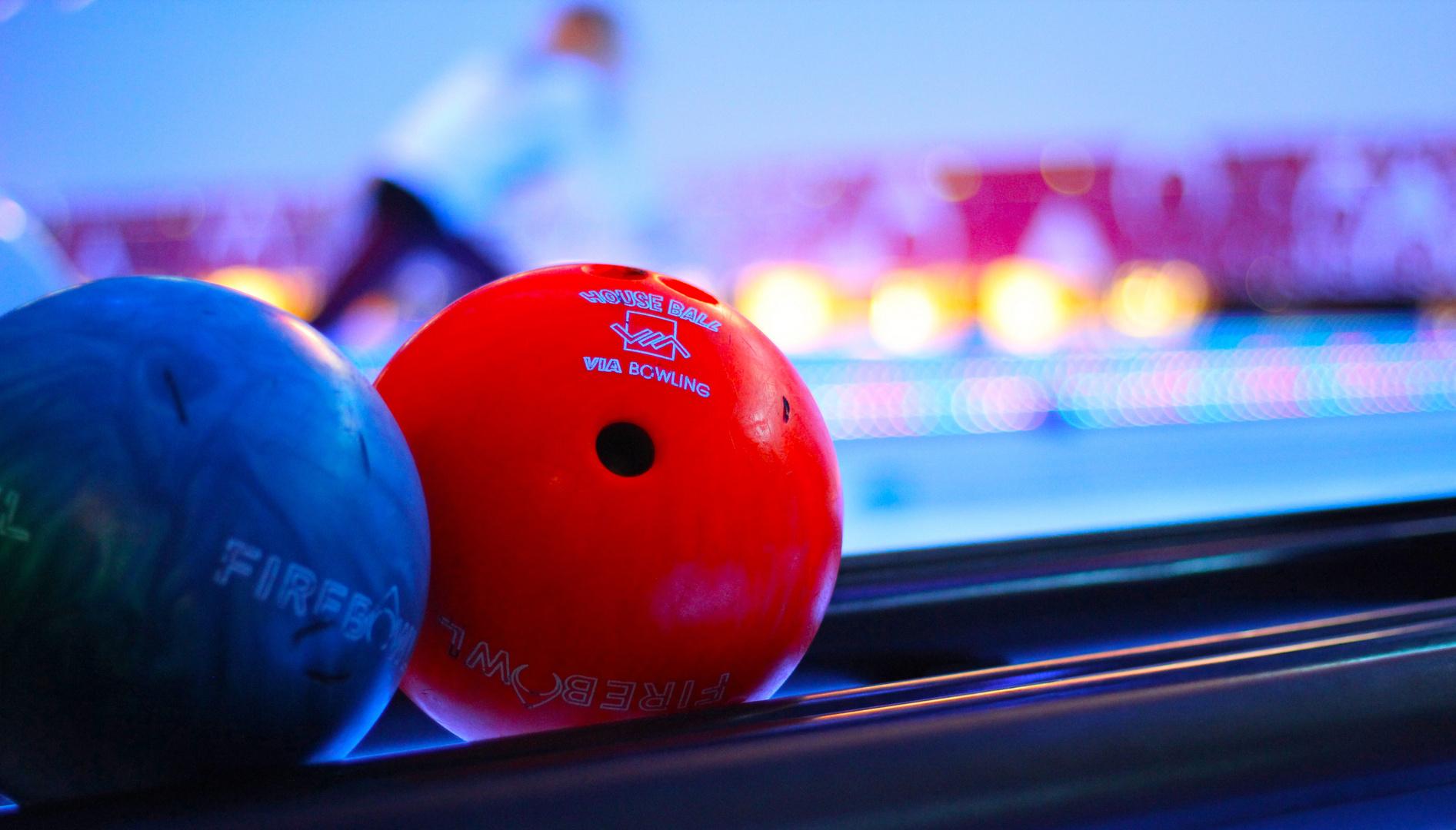 Bowling im Firebowl Gelsenkirchen