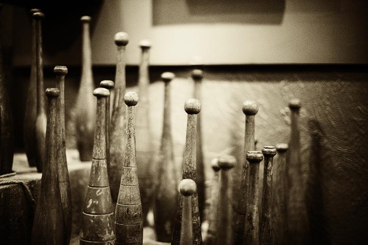Bowling Pins #1