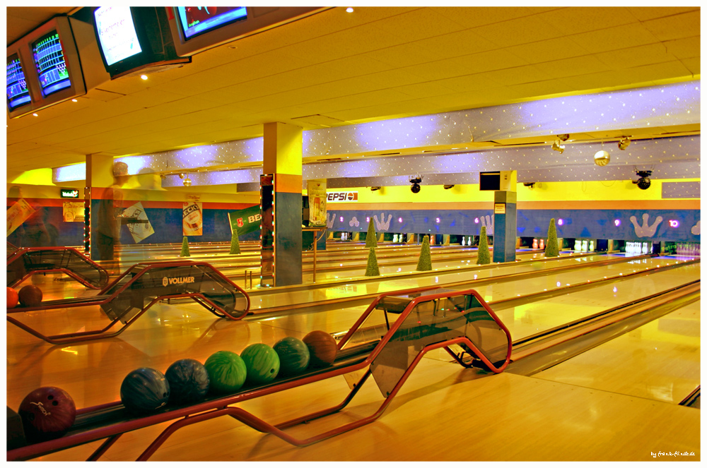 Bowling In Krefeld