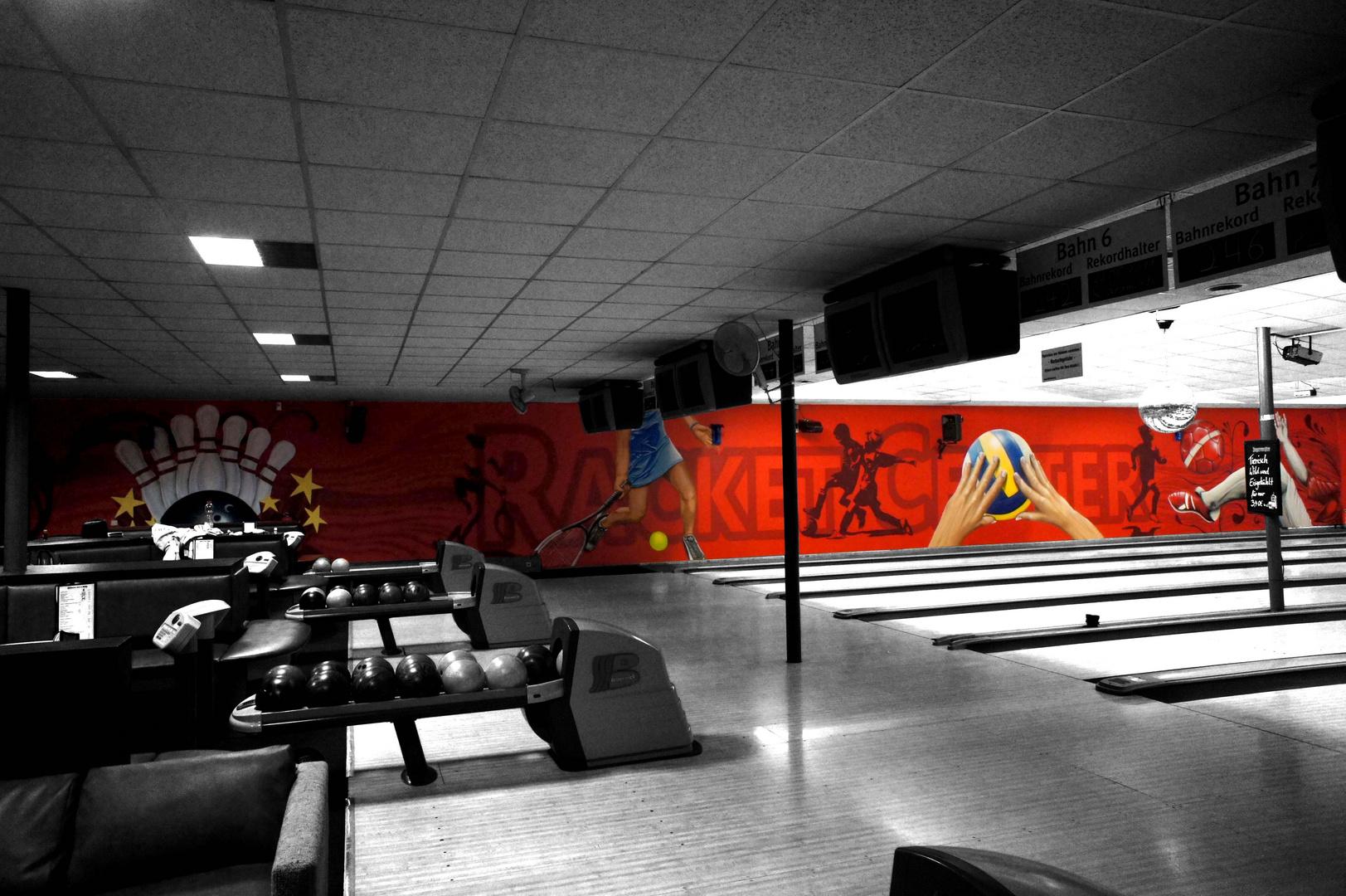BowlingBahnGestaltung