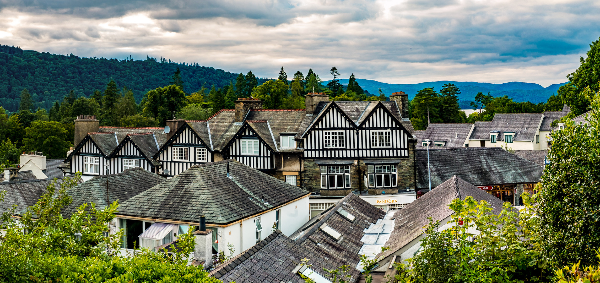"""""""Bowness-on-Windermere"""""""