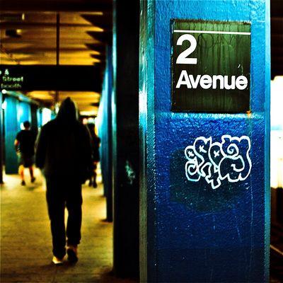 Box in New-york city