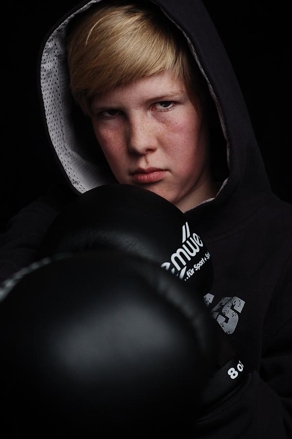 Boxerpose
