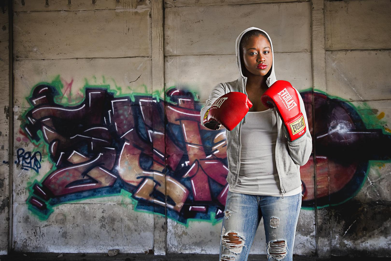 Boxing # 135