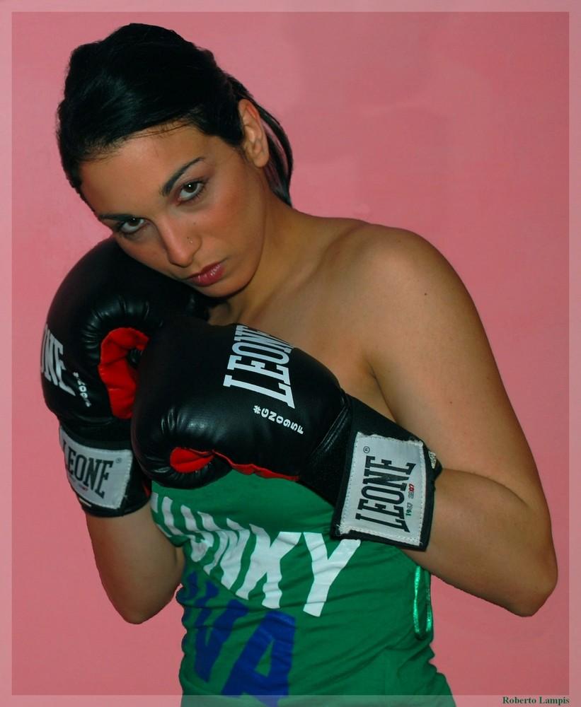 Boxing Jessica