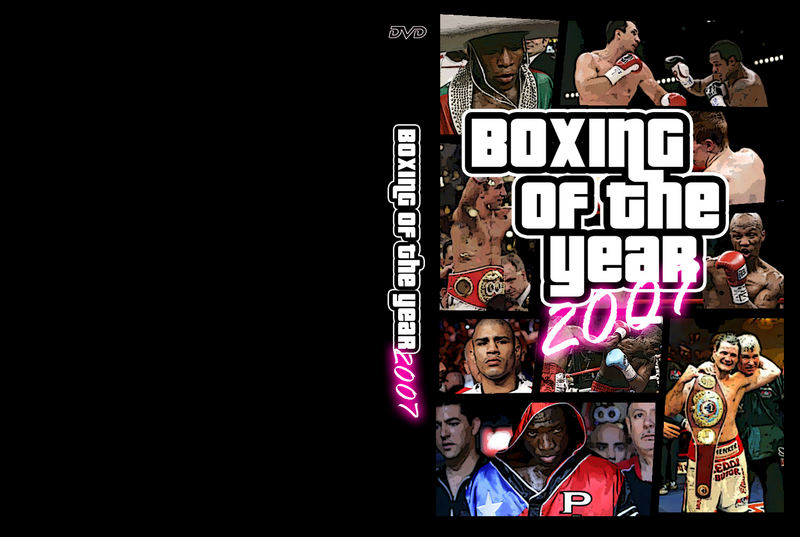 Boxing of the Year Cover