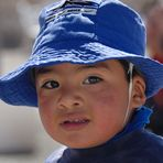 Boy from San Antonio de los Cobres