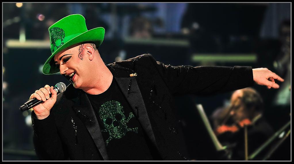 "Boy George Live ""George Alan O'Dowd"""