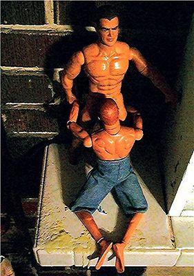 Boy Toys Series #3 GI Joe's When the Lights Go Out