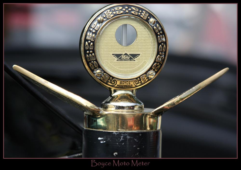 Boyce Moto Meter
