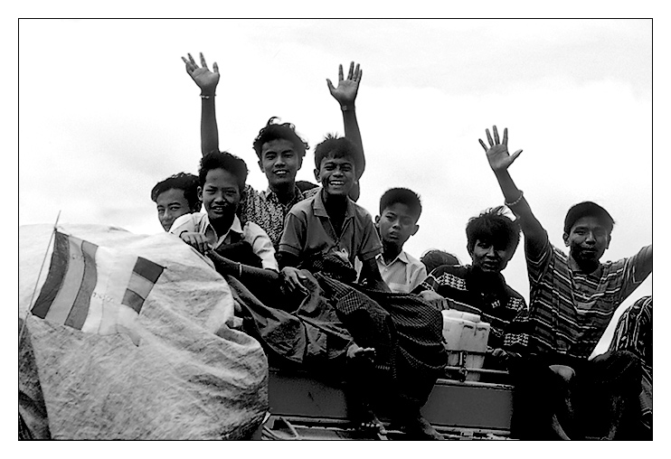 Boys of Burma...
