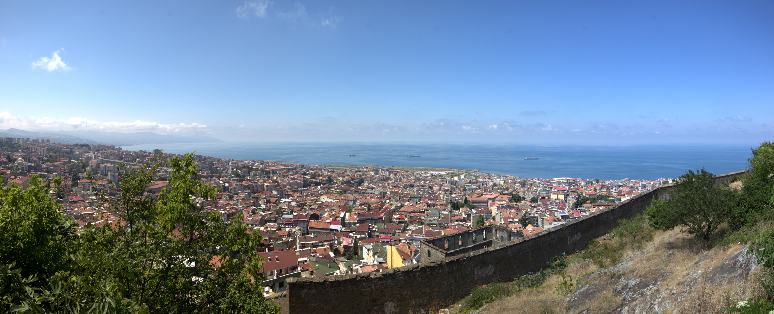 Boztepe - Trabzon Panorama