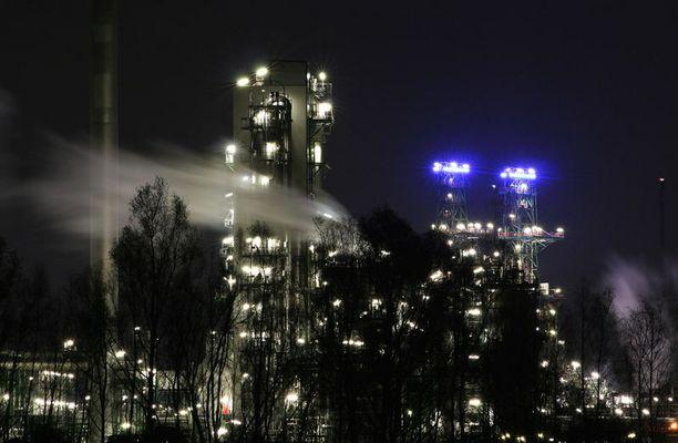BP in Gelsenk.- Horst
