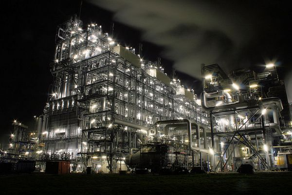 BP-Raffinerie Gelsenkirchen