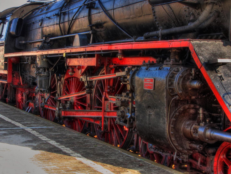 BR 03-2204 Triebwerk