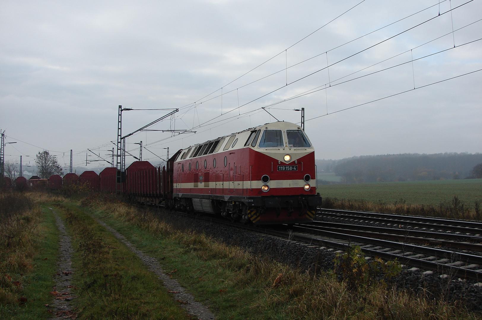 BR 119 158-4