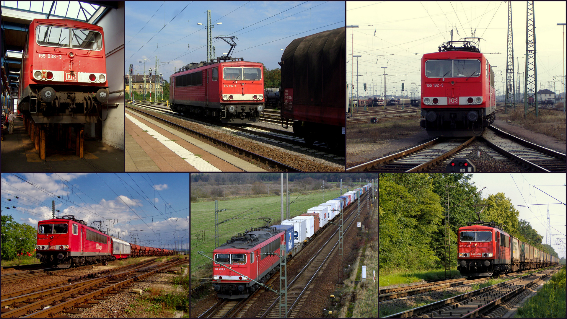 """BR 155 """"Energiecontainer"""""""