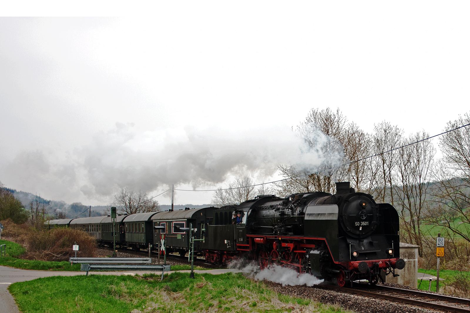 BR 50 3501