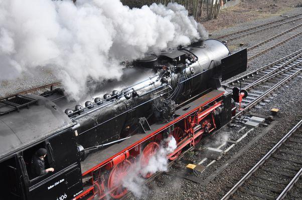 BR 52 6106 Vulkan-Eifel-Bahn