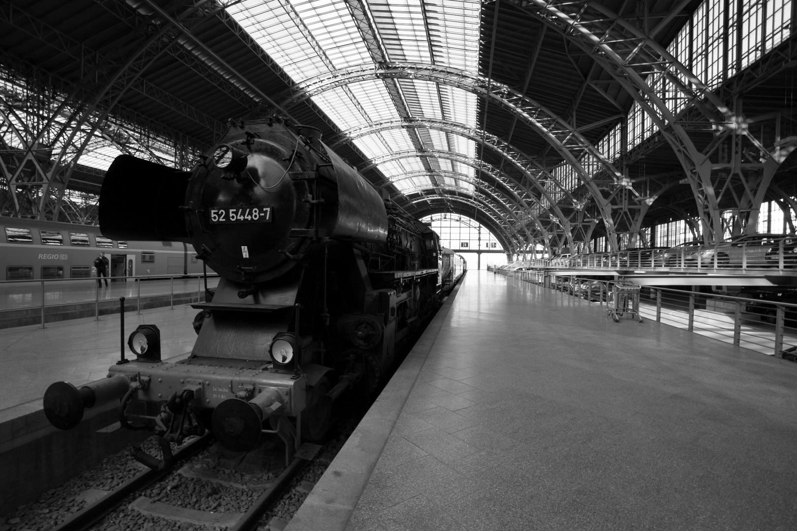 BR 52 ab 1942 gebaute Güterzuglok