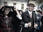 Br comme Bretons heureux sous la pluie!