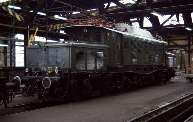 BR E 94 im BW Haltingen