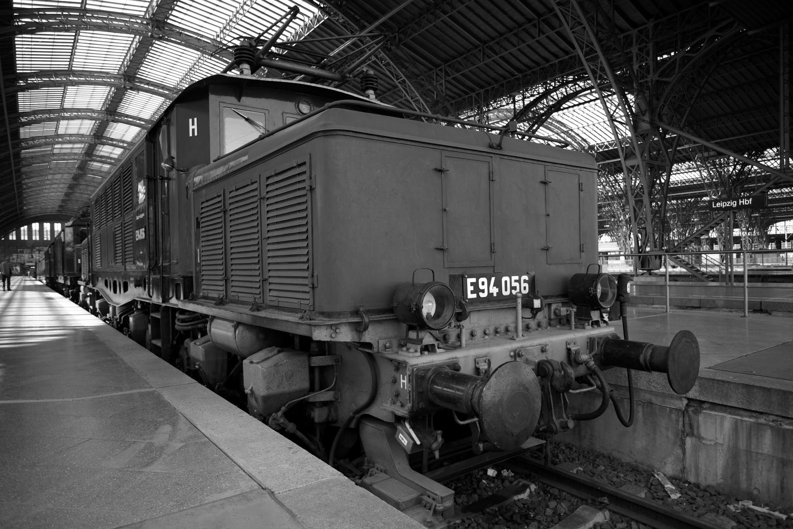 BR E94 ( Das Deutsche Krokodil )