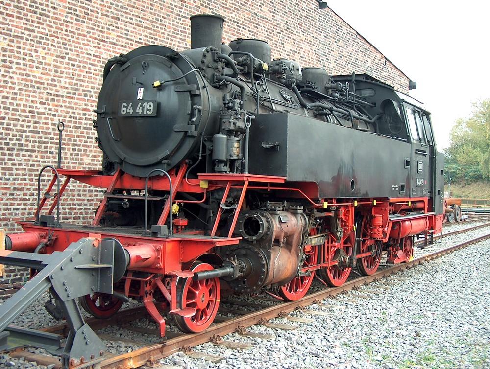 BR64 in krefeld