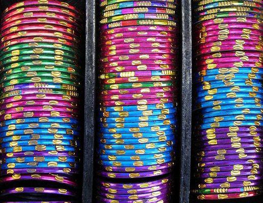 Bracelets pour princesse.