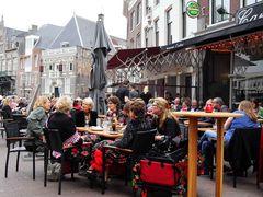 Bräute in Haarlem