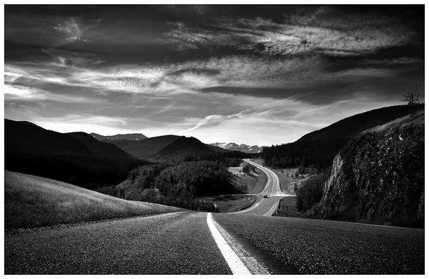 Bragg Creek Road
